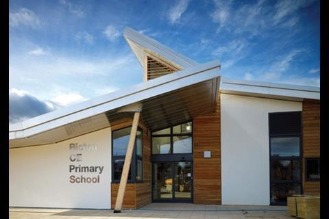 Sjölander da Cruz's Bicton Primary in Shropshire.